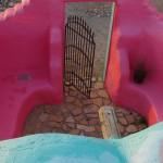 Kathys Tourq courtyard
